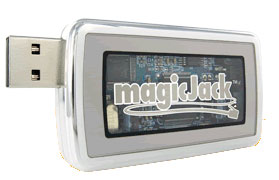 Magic Jack USB Image -  Alternative Phone Services